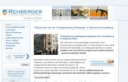 Bild zum Vergrern klick: website www.Finanzberatung-Rehberger.de